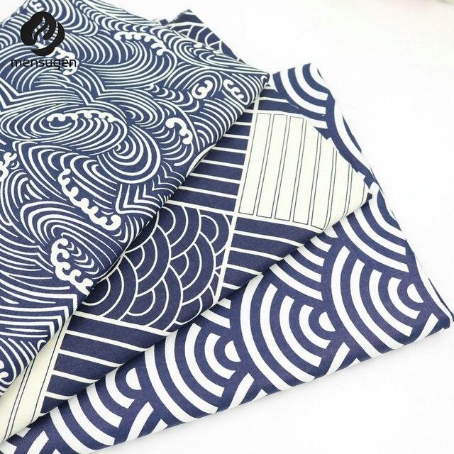 Nửa mét 50*160 cm Nhật Bản-phong cách Bông Vải Cho Chắp Vá Mền Gối Gối Bìa May Tilda Búp Bê vải TỰ LÀM Thủ Công Mỹ Nghệ