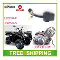 loncin jianshe lx250-f atv250-5 cdi unit atv quad 250cc accessories free shipping