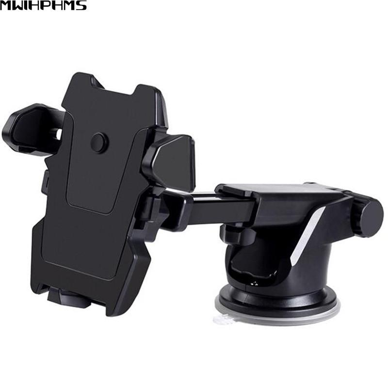 biltelefonhållare utdragbar navigeringsram multifunktionell - Reservdelar och tillbehör för mobiltelefoner - Foto 1