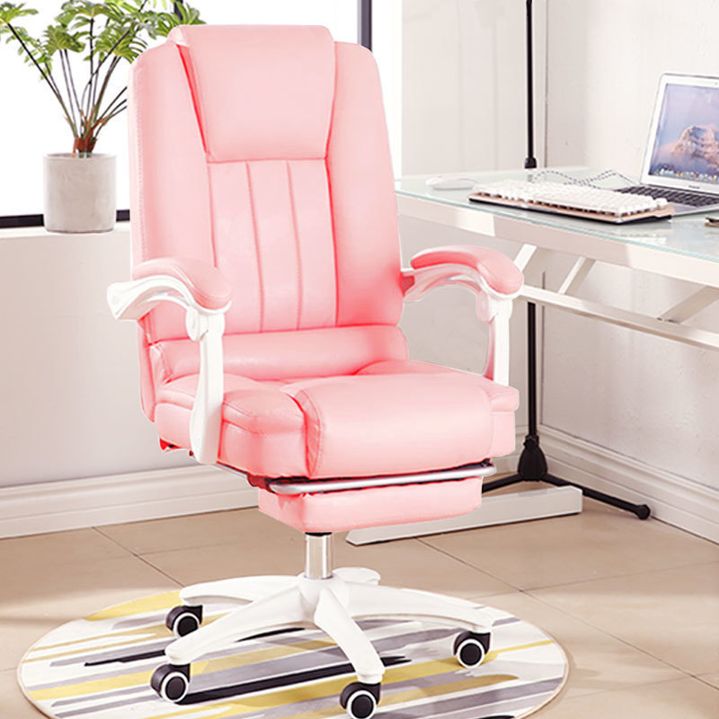 Computer European Sowing Direct Seeding Household Competition Swivel Boss Concise Work Office Chair(China)