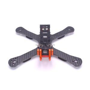 """Image 5 - Chameleon FPV Cornice 5 """"220 millimetri FPV Freestyle Quad Unibody Telaio FPV Da Corsa Drone Per Chameleon QAV X QAV R 220"""