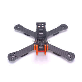 """Chameleon FPV Frame 5\"""" 220mm FPV Freestyle Quad Unibody Frame FPV Racing Drone For Chameleon QAV-X QAV-R 220"""