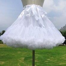 Модная женская свадебная пачка Нижняя юбка нижняя юбка-кринолин юбка-пачка для свинга Лолита принцесса короткая юбка Свадебная Косплей 200-623