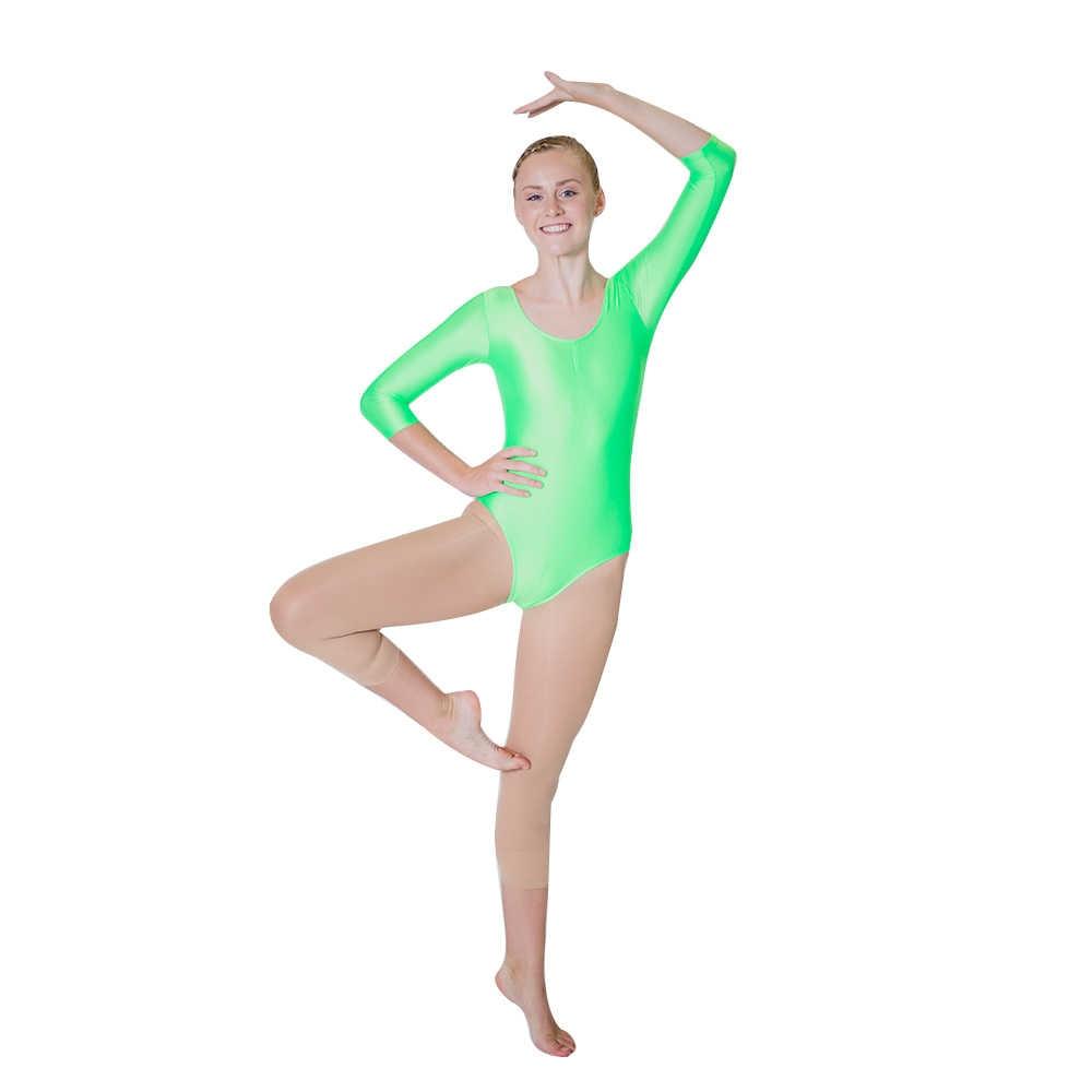 ACSUSS Kids Girls Classic Tank Top Unitards Jumpsuit Ballet Gymnastics Athletic Leotards Dance Costumes Activewear
