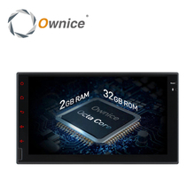 Ownice C500 Android 6.0 Octa 8 Core 2G RAM Apoyo 4G DAB + DVR 32G ROM Radio 2 din reproductor de radio De coche Universal sin dvd