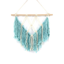 Woven Tapestry Nordic Wind Bohemian Home Decoration Pendant Cotton Rope Craft Wall Hanging