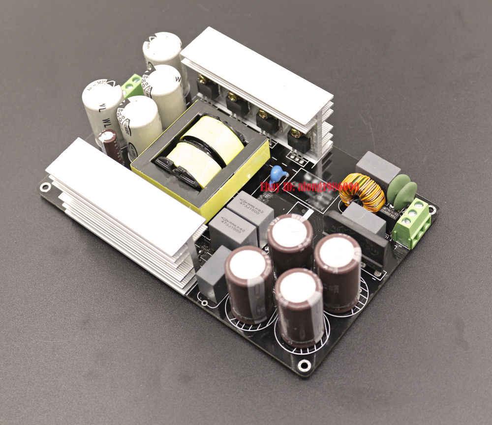 ZEROZONE 1000 Вт +/-75 В LLC мягкие Питание/усилитель БП доска L4-6
