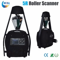 2pcs Lot High Power Roller Scanner Led Moving Head Light 2R 200w Professional Stage Show Bar
