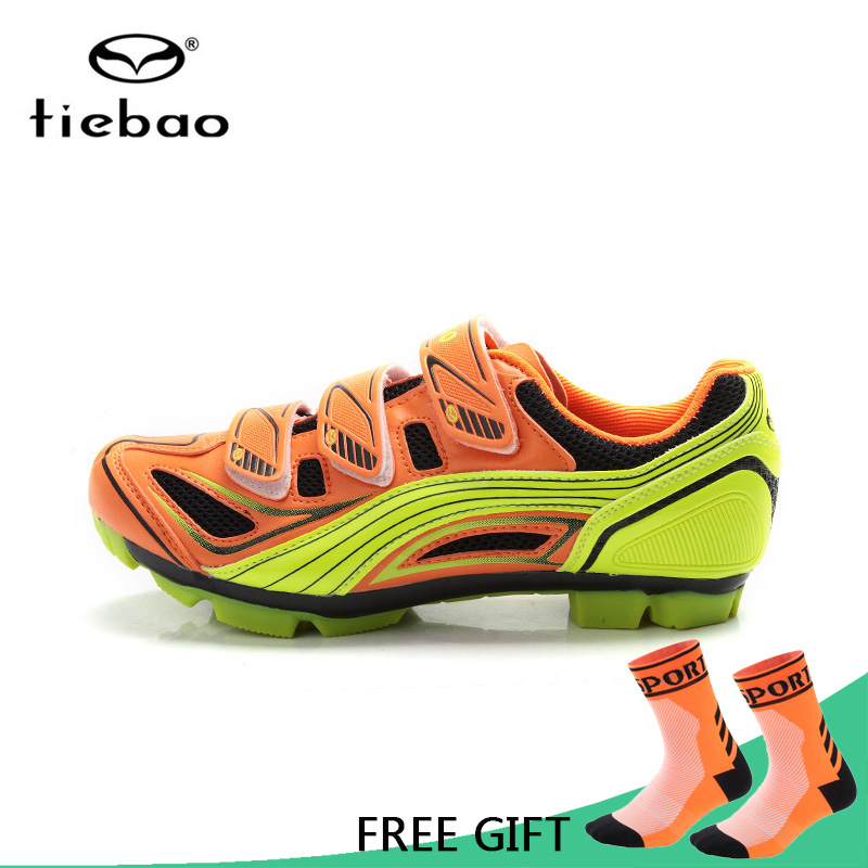 Tiebao Professional Men Mountain Bike Shoes Self-Locking Bicycle Cycling Shoes MTB Training Sports Shoes zapatillas ciclismo tiebao professional men bicycle shoes athletic racing mtb cycling bike mountain self locking shoes zapatillas ciclismo