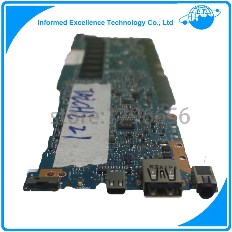 Подробнее о For ASUS Taichi21 Taichi 21 with i5 CPU on board Laptop Motherboard Mainboard 100% Tested laptop motherboard for asus s301la with sr170 i3 cpu on board ddr3 mainboard fully tested 100