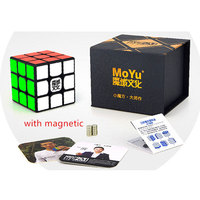 Moyu WeiLong GTS Series 3X3X3 Magnetic Magic Speed Cube Position Puzzle for WCA GTSV1 GTS2 GTS2M Version II GTS