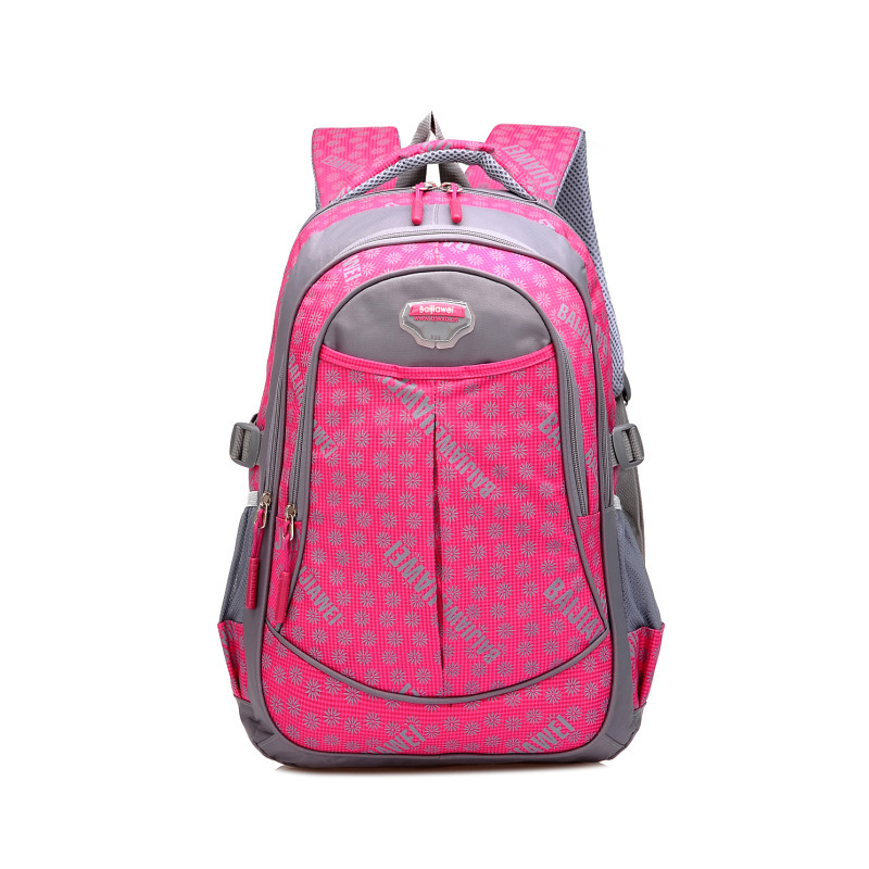 Aliexpress.com : Buy Waterproof Students School Bag Big School ...