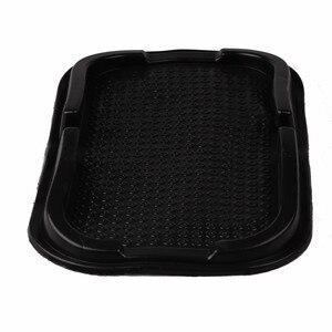 Image 4 - Universele Auto Dashboard Anti Slip Pad Telefoon Gps Holder Anti Slip Multifunctie Siliconen Mat Auto Accessoires