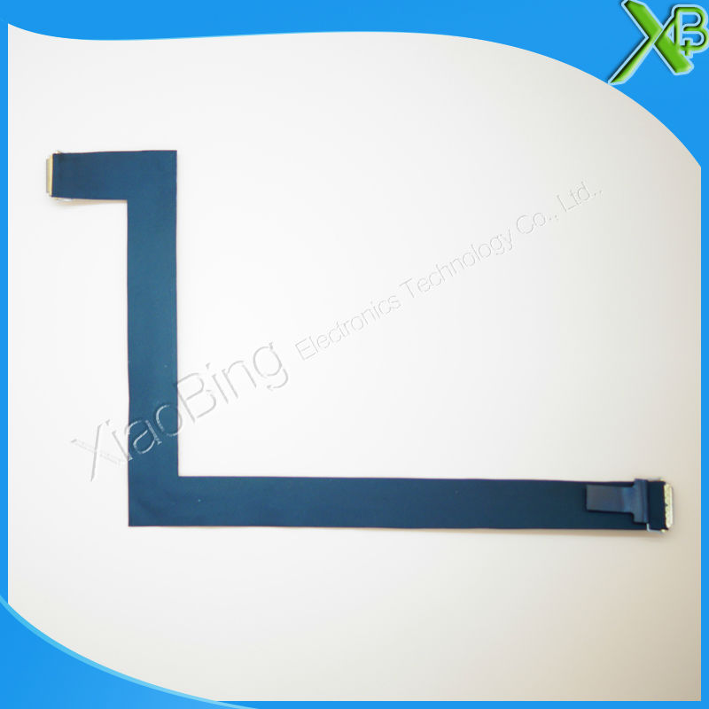 New LVDS LCD Flex Cable Display 593-1352 A-B For iMac 27 A1312 2011 Year brand new 593 1376 a for imac 27 a1312 mid 2011 dvd optical drive sensor