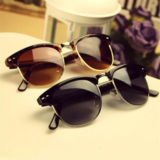 Asuop2018 Новый высокого класса модный бренд женские солнцезащитные очки мужские UV400 кошачий глаз очки для вождения Спорт Путешествия Half- солнцезащитные очки