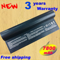 For ASUS Eee PC 901,1000H,904,870AAQ159571,1000HE,AL23-901H,7.4V,6 cell laptop batteries