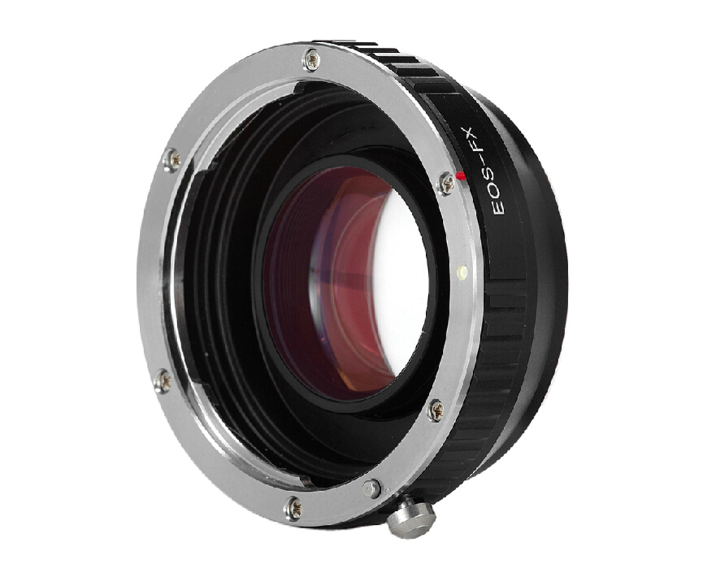 Focal Reducer Speed Booster Turbo Lens Adapter for Canon EF EOS Mount Lens to Fujifilm FX Xpro1 X-E1 X-M1 X-E2 X-A1 X-T1 save $2 focal reducer speed booster mount adapter ring suit for nikon g to fujifilm fx x a2 x t1 x a1 x e2 x m1 x e1 x pro1