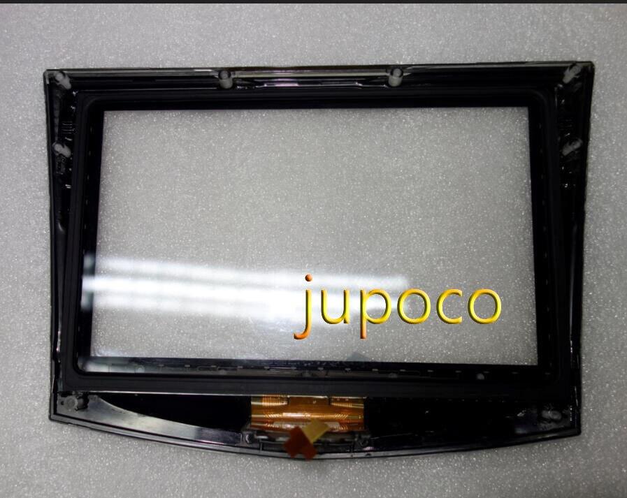 Новые оригинальные новый сенсорный планшета для OEM Cadillac ATS CTS SRX XTS CUE TouchSense Замена Сенсорный экран Дисплей