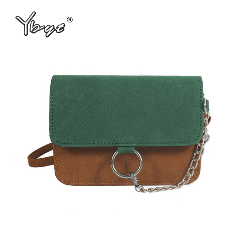 YBYT brand 2017 new vintage casual nubuck PU leather women package female shopping bag ladies shoulder messenger crossbody bags how to be a spy