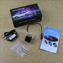 Cheaper Anti Collision Laser Fog Lamps For Volkswagen Polo sedan / Vento 2011 Car Rear Distance Warning Alert Line Safe Drive Lights