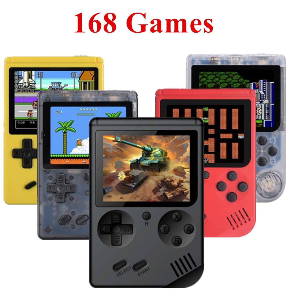 Alloyseed X9 Retro Handheld Spielkonsole 5 lcd Farbe Video Spiel Player Eingebaute 3000 Klassische Spiele Kind Kinder Mp5 Spiel Maschine Portable Spielkonsolen Unterhaltungselektronik