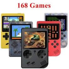 Retro Portable Mini Handheld Game Console 8-Bit 2.8 Inch Col