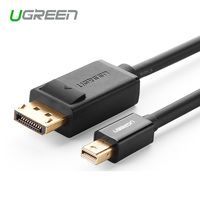 Ugreenhigh Quality Mini Display Port To Display Port Cable Thunderbolt To DP HD Cabo For Macbook