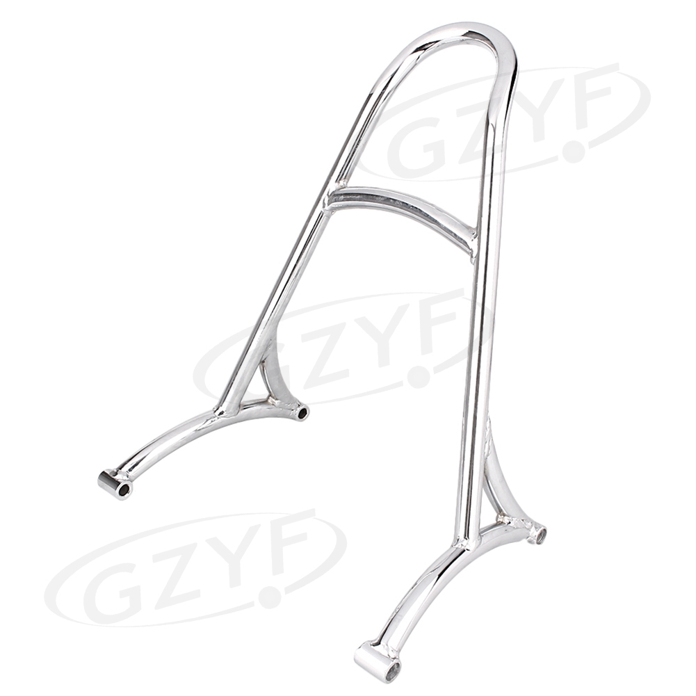 GZYF Motorcycle Rear Backrest Sissy Bar Mounting Bracket