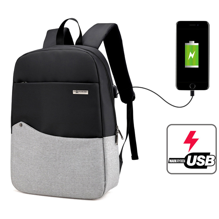 Multifunction USB charging Men 15inch Laptop Backpacks For Teenager Fashion Male Mochila Leisure Travel backpack multifunction usb charging men 14 15 inch laptop backpacks for teenager fashion male mochila leisure travel backpack anti thief