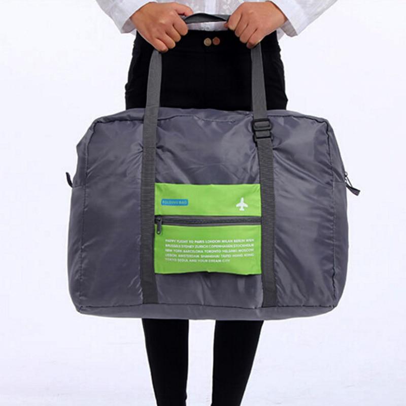 Travel Duffle Bag Нейлон Қаптамасы Cubes Үлкен - Багаж және саяхат сөмкелері - фото 3