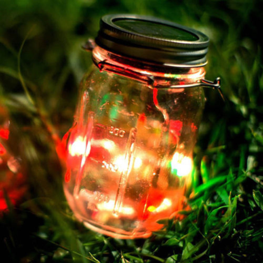 Solar Jars Popular Colored Mason Jars Buy Cheap Colored Mason Jars Lots From