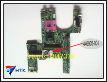 Wholesale 481535-001 446905-001 446904-001 for HP 6510B 6710B laptop motherboard 965GM DDR2 100% Work Perfect