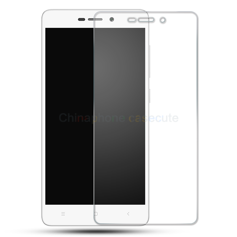 Tempered Glass For Xiaomi Redmi 3/Redmi 3 Pro/Xiaomi Redmi 3S Phone 5.0 inch High Quality Screen Protector 0.26mm 9H Glass