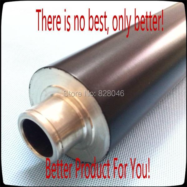 ФОТО For Konica Minolta 56AE53052 56AE53051 Upper Fuser Roller,For Oce IM-6020 IM-7520 Pitney Bowes DL-650 Printer Upper Fuser Roller