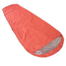 Сверхлегкий конверт-конверт для мамы, спальный мешок с тепловым отражением, спальный мешок для кемпинга, одеяло для выживания