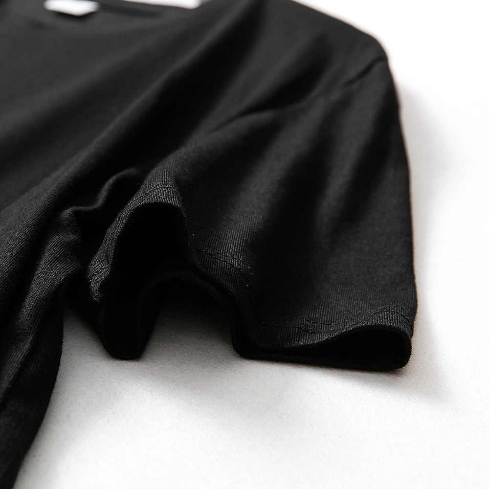 EU Größe 100% Baumwolle ICH Denken Sie sind Überreagieren Chemie Flasche Einzigartige Muster Druck Schwarz Weiche Atmungsaktive T-shirt