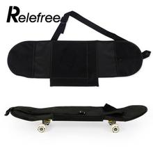 Hot Sale High Quality Low Price Durable Convenient Portable Skateboarding Skateboard Cover Longboard Carrying Backpack Carry Bag