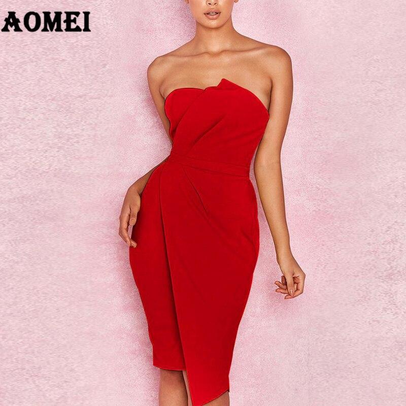 Женские вечерние платья, облегающие платья с открытой спиной, модные вечерние клубные платья, сексуальные красные Летние Элегантные ночные...