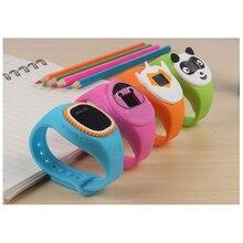 Kinder GPS Tracker Smart Uhr G10 Wasserdichte Led-bildschirm SOS Armbanduhren GPRS + LBS Kind Sicher Smartwatch Beste geschenk für kinder