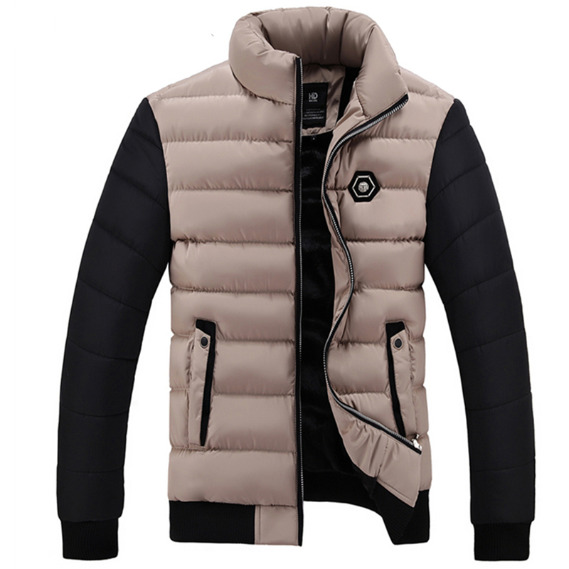 Una Reta Europe High street velvet jacket Men High quality 2018 Autumn New Printing stitching Hip