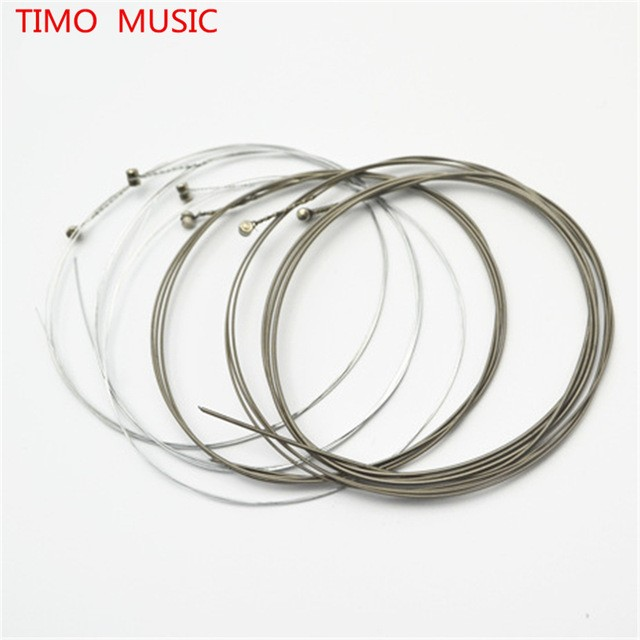 Electric Guitar String EN09  009  Super Light Nickel Wound 1st-6th Electric Guitar Strings amola 009 010 regular light gauge nickel alloy wound electric guitar strings e1300