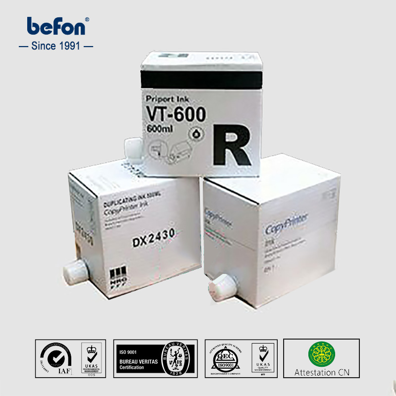 befon Duplicator Ink DX2430 DX 2430 for use in Ricoh DX2430