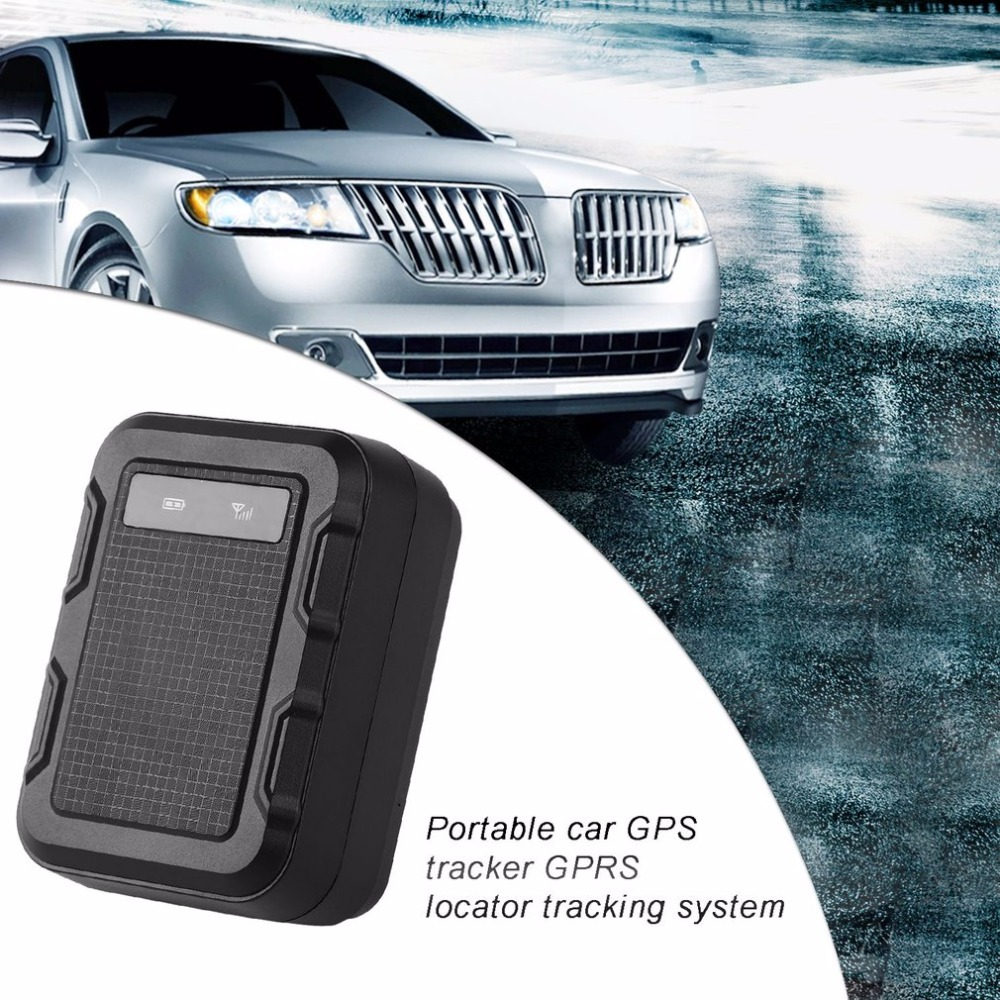LESHP Vehicle GPS Tracker GT020 Magnetic GSM GPRS GPS tracker Anti-loss system for Car Burglar Alarm devices Standby 3 years gps gsm gprs tracker for personal remote positioning