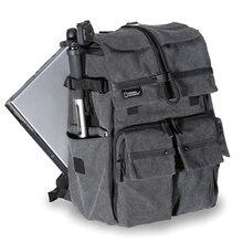 Del envío del nuevo National Geographic NG W5070 Camera Case Bag hombros mochila mochila portátil exterior venta al por mayor