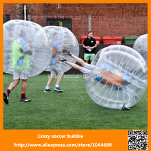 Free shipping ! ! ! inflatable body bumper soccer zorb ball,bubble ball soccer,body zorb ball