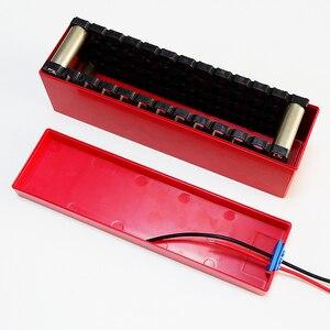 Image 3 - Obudowa baterii litowej 13S 4P 48V 10Ah do akumulatora 13S4P 18650 zawiera uchwyt i nikiel można umieścić 52 szt. Ogniw