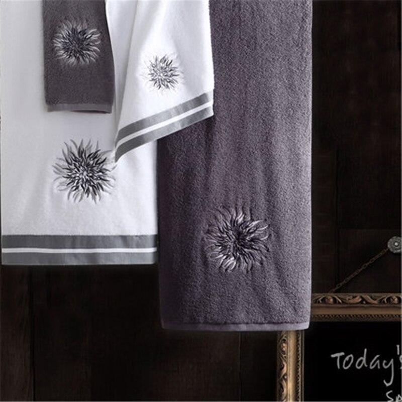 800 г вышитые банные полотенца для мужчин и женщин в пятизвездочных гостиницах