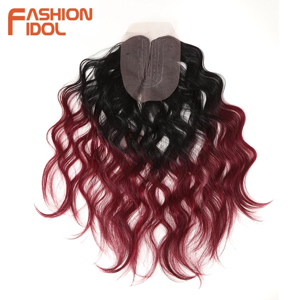 Noble Body Curl Hair 16-20 inch 7Pieces / lot 240g Syntetiska - Syntetiskt hår - Foto 5
