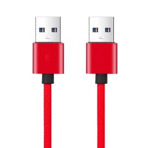 Image 3 - Kebidu 3 色スーパースピードオス Usb に USB 2.0 ケーブル USB ケーブル延長データ同期ケーブルコンピュータ PC 1 メートル