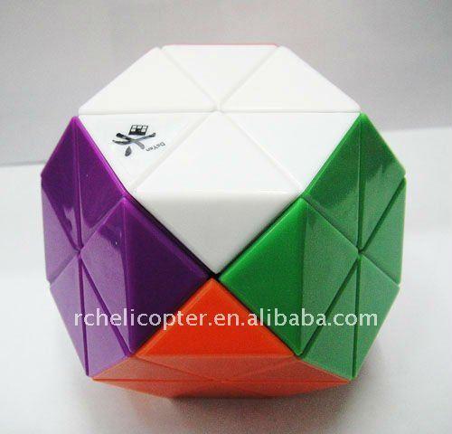 2016 Nova venda Quente Fosco Adesivos DaYan Jóia Cubo Mágico Profissional Cubo Mágico Enigma Velocidade Brinquedos Clássicos para crianças